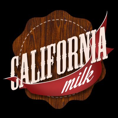 california milk
